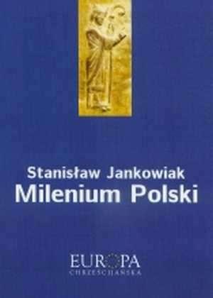 Milenium Polski. Seria: Europa - okładka książki