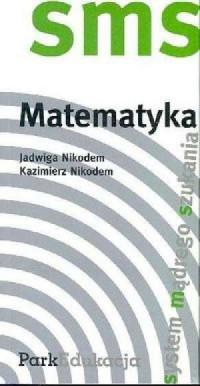 SMS. Matematyka. Seria: System mądrego szukania - okładka książki