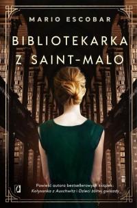 Bibliotekarka z Saint-Malo - okładka książki