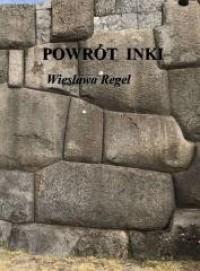 Powrót Inki - okładka książki