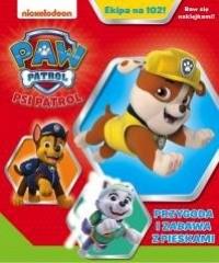 Psi Patrol Ekipa na 102! Przygoda - okładka książki
