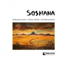 Soshana. Kolekcjonerka światów - okładka książki