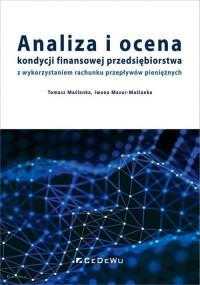 Analiza i ocena kondycji finansowej - okładka książki