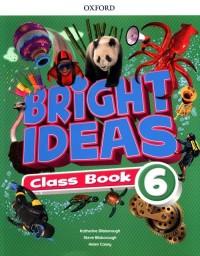 Bright Ideas 6 CB and app Pack - okładka podręcznika
