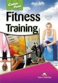 Career Paths: Fitness Training - okładka podręcznika
