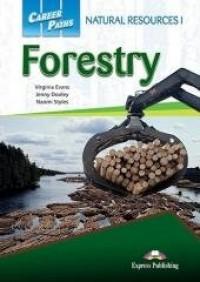Career Paths: Forestry SB + DigiBook - okładka podręcznika
