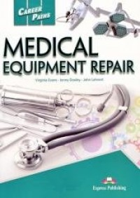 Career Paths: Medical Equipment - okładka podręcznika