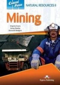 Career Paths: Mining SB + DigiBook - okładka podręcznika