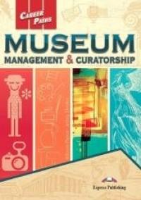 Career Paths: Museum Management - okładka podręcznika
