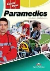 Career Paths: Paramedics SB + DigiBook - okładka podręcznika