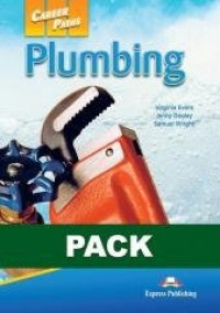 Career Paths: Plumbing SB + DigiBook - okładka podręcznika