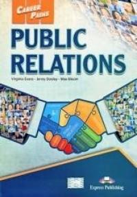 Career Paths: Public Relations - okładka podręcznika