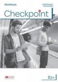 Checkpoint B2+ WB - okładka podręcznika