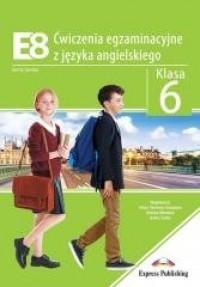 E8. Ćwiczenia egzaminacyjne SP - okładka podręcznika