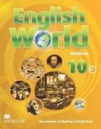 English World 10 WB MACMILLAN - okładka podręcznika