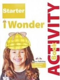 I Wonder Starter AB + DigiBook - okładka podręcznika
