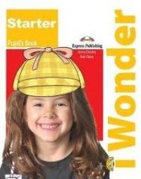 I Wonder Starter SB + Interactive - okładka podręcznika