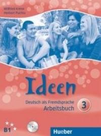 Ideen 3 AB B1 + CD - okładka podręcznika