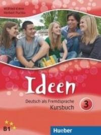Ideen 3 KB B1 - okładka podręcznika