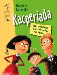 Kacperiada - okładka książki