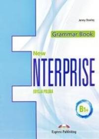 New Enterprise B1+. Grammar Book - okładka podręcznika