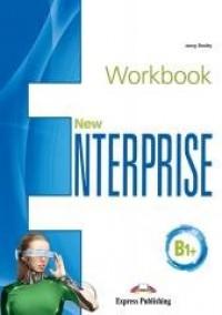 New Enterprise B1+ WB & Exam Skills..+ - okładka podręcznika
