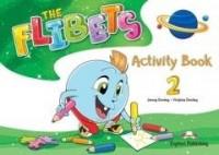 The Flibets 2. Activity Book - okładka podręcznika