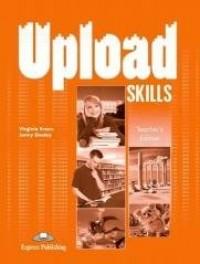 Upload Skills TB - okładka podręcznika