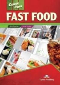 Career Paths: Fast Food SB + DigiBook - okładka podręcznika