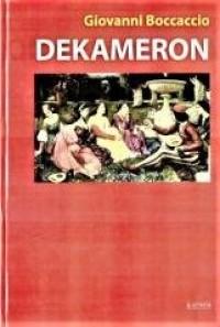 Dekameron - okładka książki
