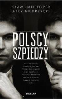 Polscy szpiedzy (kieszonkowe) - okładka książki