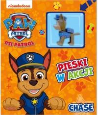 Psi Patrol. Pieski w Akcji.  Chase - okładka książki