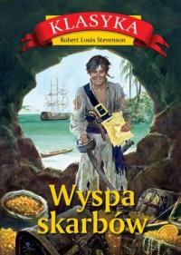 Wyspa skarbów - okładka książki