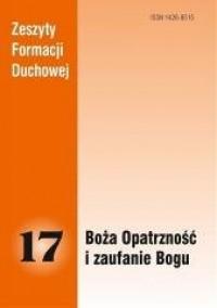 Zeszyty Formacji Duchowej nr 17. - okładka książki
