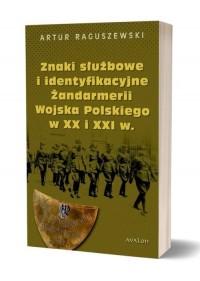 Znaki służbowe i identyfikacyjne - okładka książki