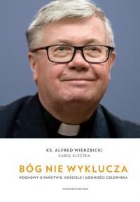 Bóg nie wyklucza - okładka książki