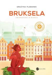 Bruksela. Zwierzęcość w mieście - okładka książki
