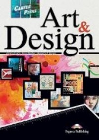 Career Paths: Art & Design SB + - okładka podręcznika