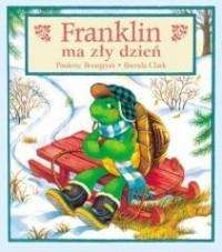 Franklin ma zły dzień. Tom 17 - okładka książki