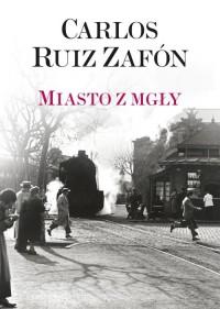 Miasto z mgły - okładka książki