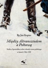 Między Altransztadem a Połtawą - okładka książki