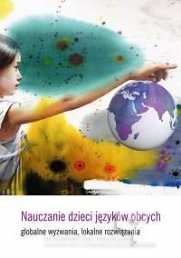 Nauczanie dzieci języków obcych. - okładka książki