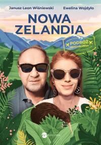 Nowa Zelandia. Podróż przedślubna - okładka książki