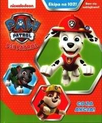 Psi patrol. Ekipa na 102! - okładka książki