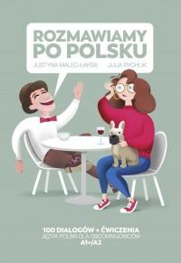 Rozmawiamy po polsku - okładka podręcznika