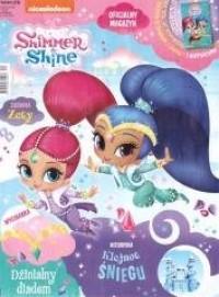 Shimmer i Shine13 2/2020 - okładka książki