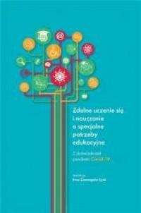 Zdalne uczenie się i nauczanie - okładka książki