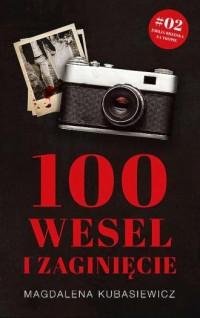 100 wesel i zaginięcie - okładka książki