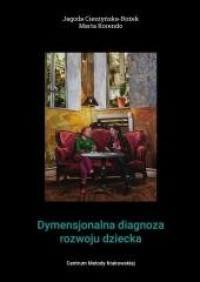 Dymensjonalna diagnoza rozwoju - okładka książki