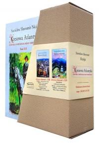 Pakiet: Kresowa Atlantyda. Tom - okładka książki